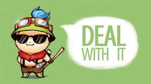 Teemo Business Card by Dasqui