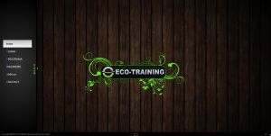 EcoTraining WebSite by Pafl3a