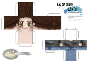 Craft your Jako! by anouki-morgenstern