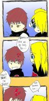 I Want a Hug pg.1 by Keijie by SasoDei-Lovers