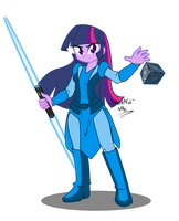 Commission: Jedi Twi by DANMAKUMAN