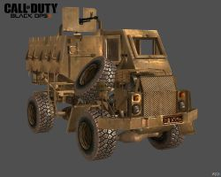 BUFFEL [Black Ops II] by Goreface13