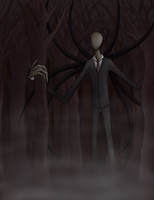 Slenderman by RestEnPeace