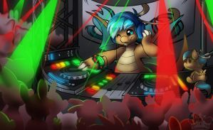 It's party time! Drop the bass! by Sjru