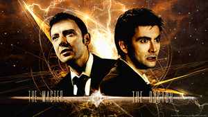 The Master and The Doctor by Ange-R
