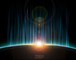 Eclipse 2009 Wallpaper by rogueXunited