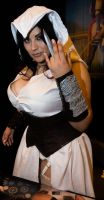 LFCC 2014 104 - Assassins Creed Ivy Doomkitty by cosmicnut