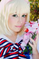 Flowers for You : Shiemi by plu-moon