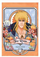 tea room jareth by audreymolinatti