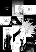 KH2 Roxas Axel WIP: Page 1 by cwutieangel