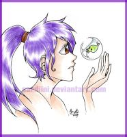 Leela 'n Bubble by Sardiini