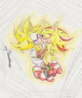Super Sonadow KISS by SonicGirlGamer71551