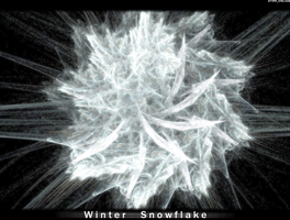 Winter Snowflake by stormeagle22