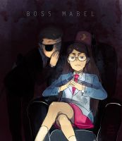 Boss Mabel by demitasse-lover