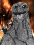 SHIN GOJIRA: The Recurring Nightmare by AVGK04