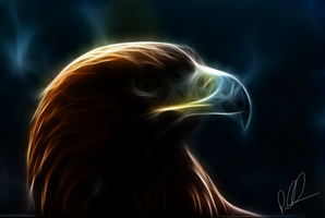 Golden Eagle Frac by jpeliska