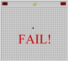 I Fail at Minesweeper by Maneir