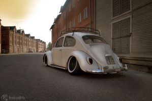 Volkswagen Beatle 04 by HenrikssonFord
