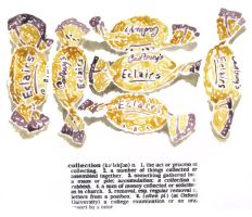 Eclairs Collection by StooBainbridge