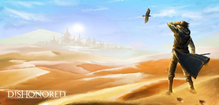 Corvo in pandyssian continent by 574471986