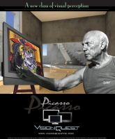 Picasso TV Ad by vasart