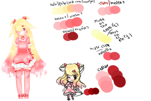 new oc Reference by MitsukoBunny-chan
