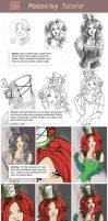 poison ivy tutorial by elgwen