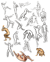 Gesture Practice by Susiron
