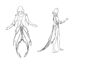 City of Bones coat design(wip) by DarkDragonBlood