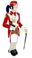 Governing Corps uniform colour by Imperator-Zor
