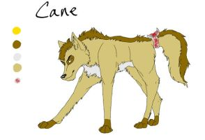 Cane ref sheet by SilentWolf-SV