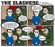 The Slashers 11 by crashdummie