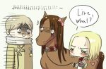 APH: Love at first sight by analmouse