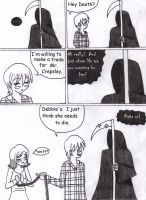 Cirque du Freak Death Comic by Macbeth-is-my-cat
