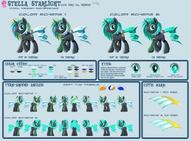 Stella Starlight NEW REFERENCE by CaptRicoSakara