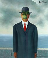 Magritte (animation) by J222R