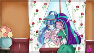 (request) Sonata  Aria by foxxy00candy