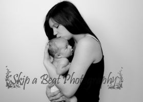 Mommy and me by skipabeatphotography