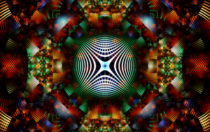 abstract pattern by Andrea1981G