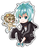 Tinierme: Choco mint baby by janique29