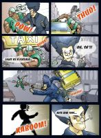 P2 fight  1 by gryphyn7