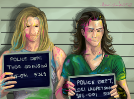 Arrested by HarciCzukor