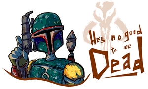 He's No Good To Me Dead by CraigArndt