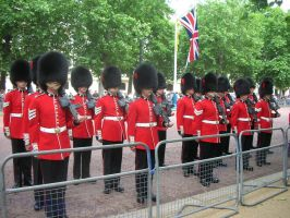 Coldstream Guards by photodash