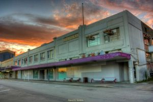 Abandoned Department Store by Hostge-Photography