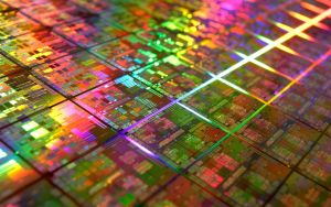 CPU Chip by 4l-4d4m