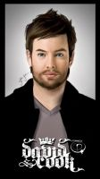 American Idol 2008 David Cook by jtgraffix