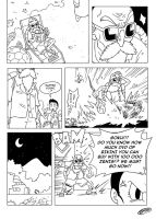 DBS Minicomic - Roshi's power by Tomycase