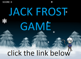 Jack Frost .:GAME:. by Timeless-Knight
