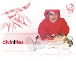 This is me...Then by divinities